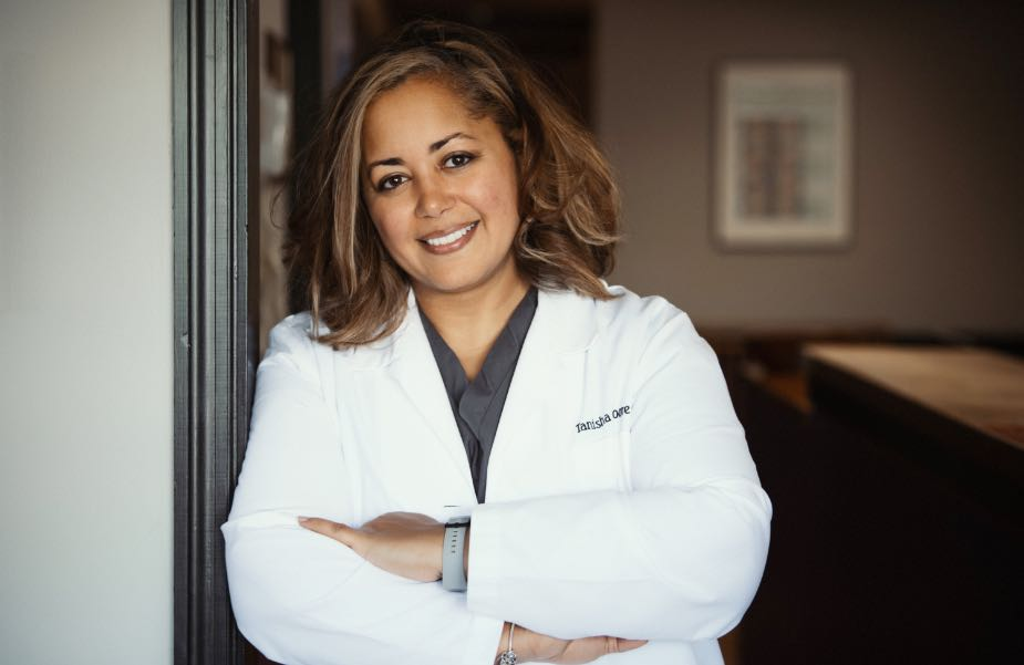 Photo of Dr. Tanisha Moore