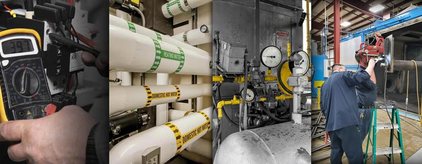 Machine Repair & Facility Maintenance Services