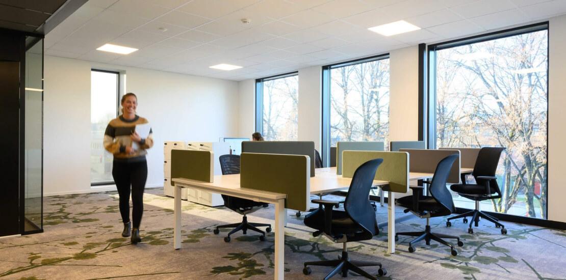 Evolve Porsgrunn | fleksibelt kontor, team