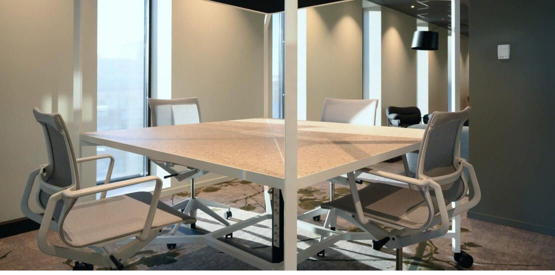 Evolve Porsgrunn | fleksibelt kontor, møterom