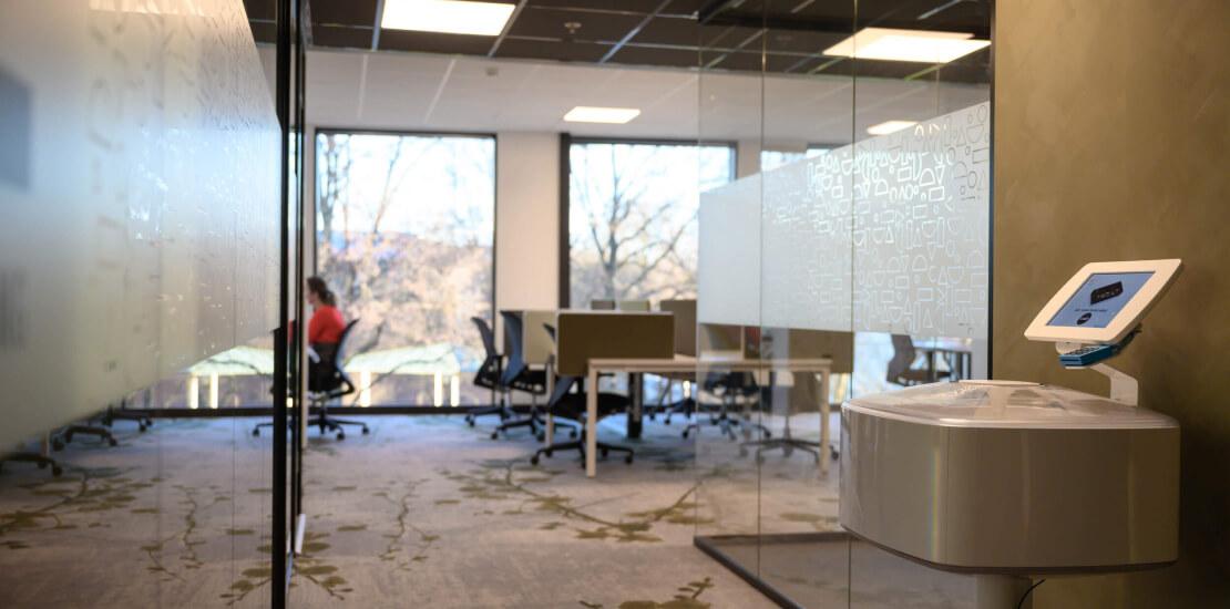 Evolve Porsgrunn | fleksibelt kontor, miljø