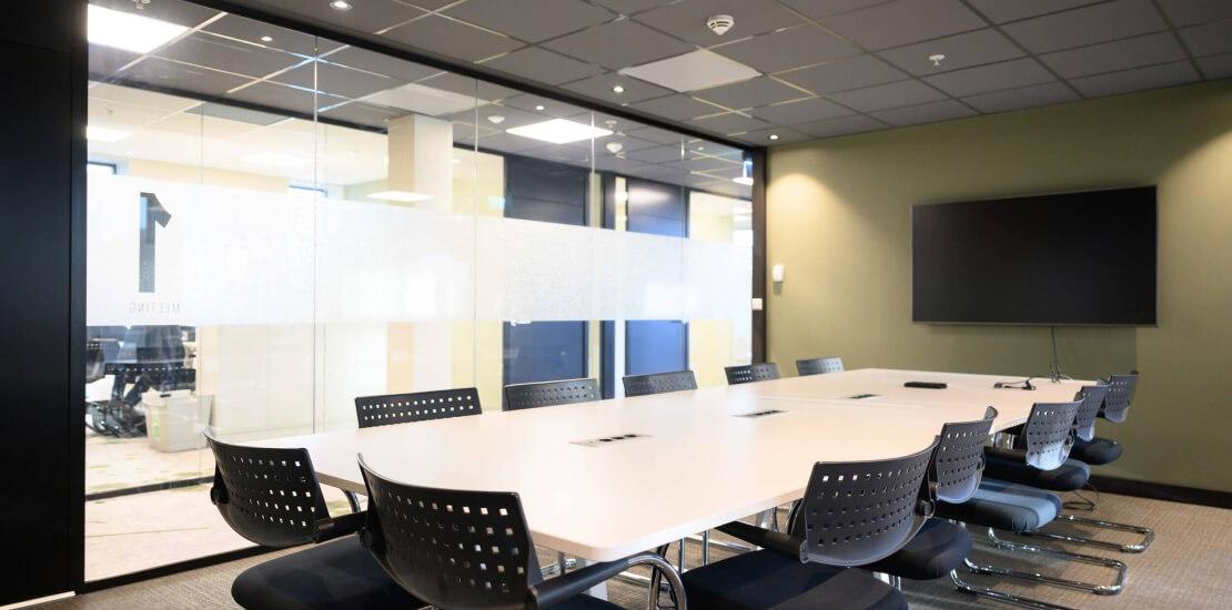 Evolve Porsgrunn | fleksibelt kontor, møterom stort