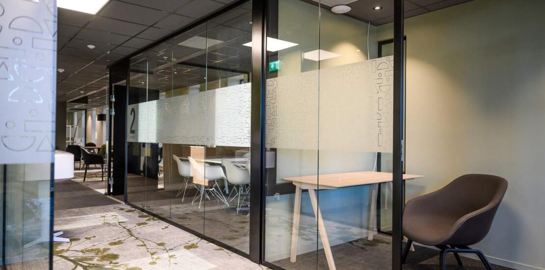 Evolve Porsgrunn | fleksibelt kontor, multirom