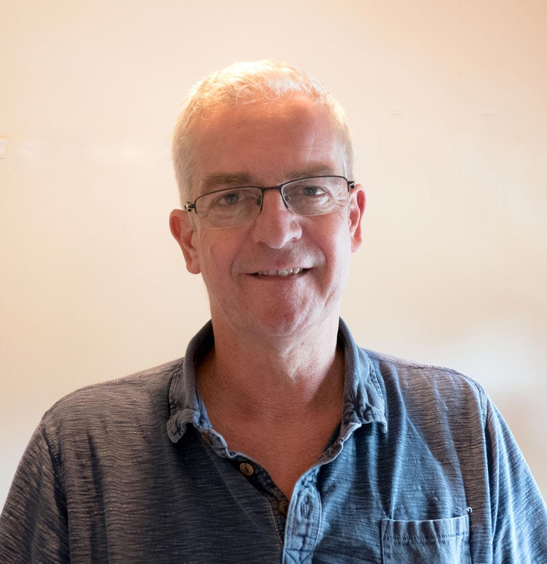 Ben Shirley, part of the Salsa Sound team