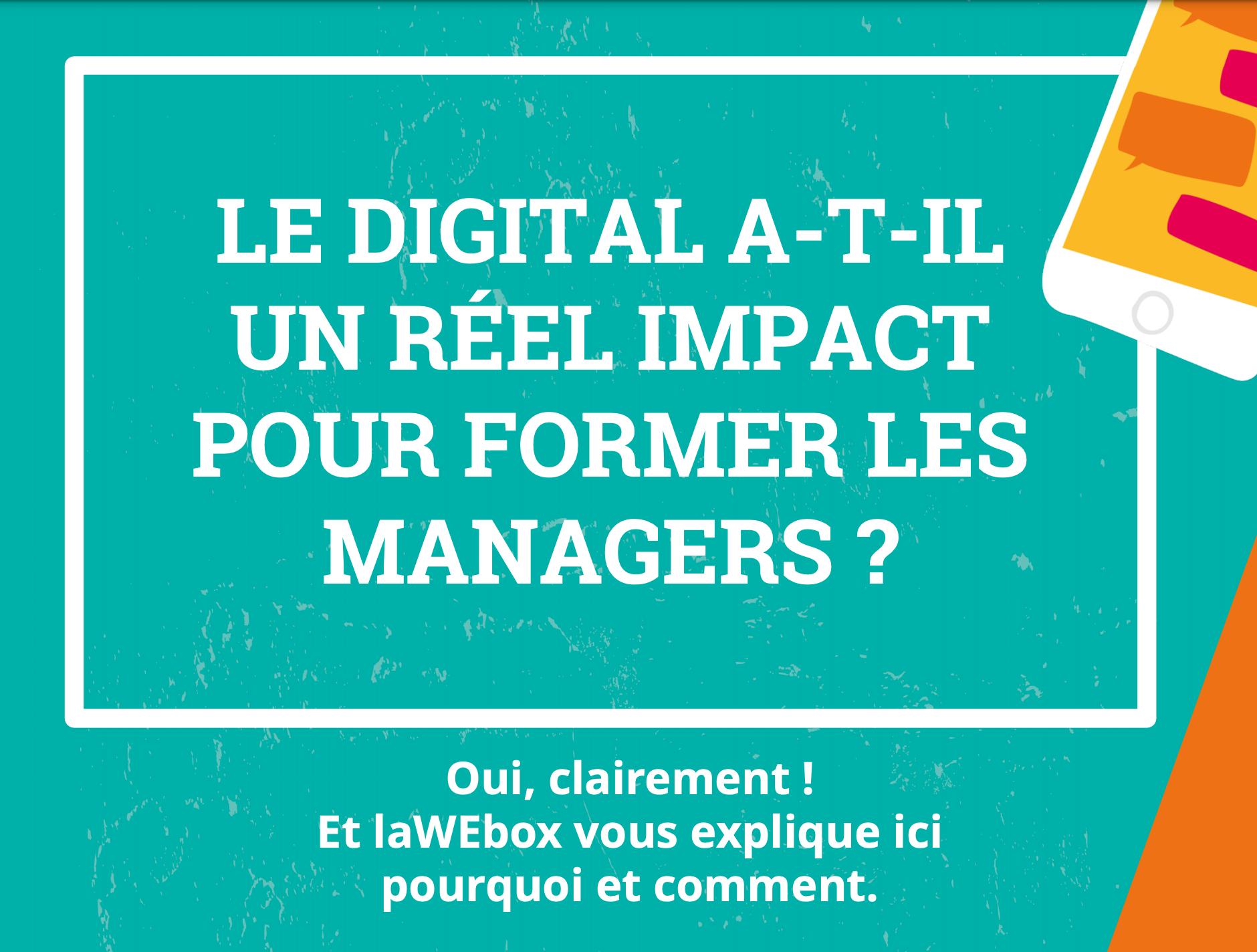 digital et management