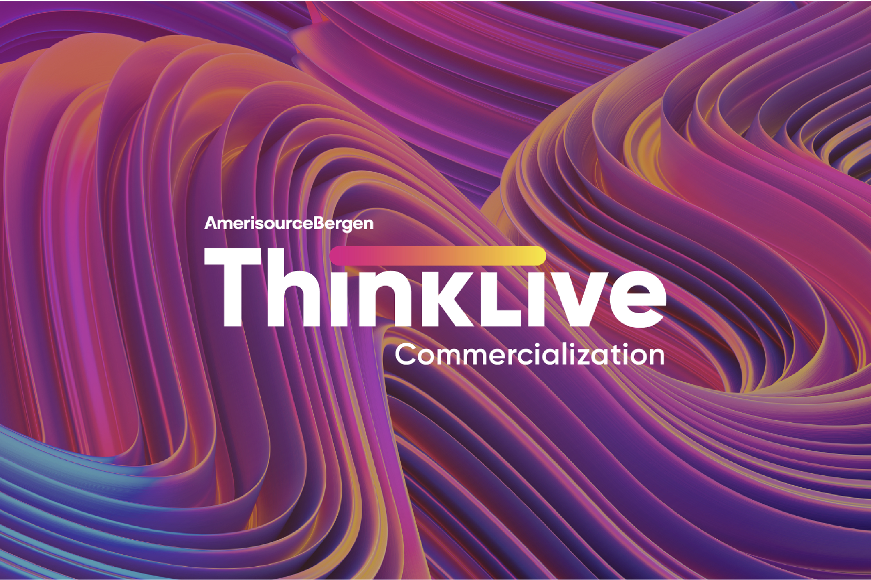 AmerisourceBergen ThinkLive Commercilization Brand Identity