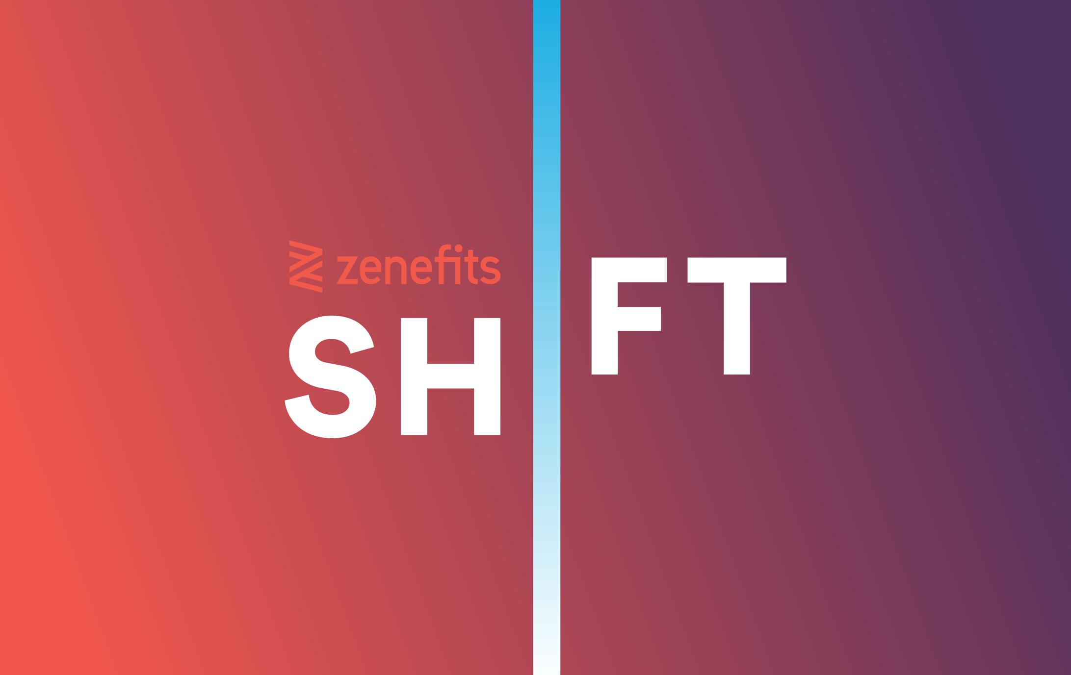 Zenefits Shift Portfolio Link