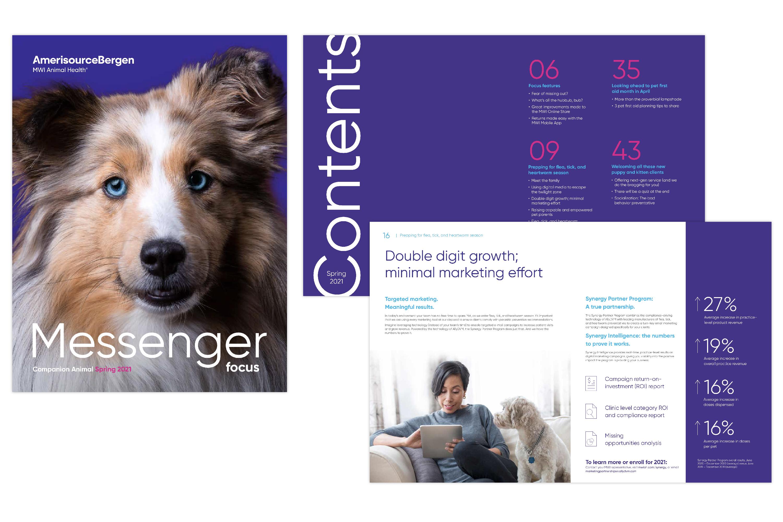 AmerisourceBergen MWI Animal Health Spreads