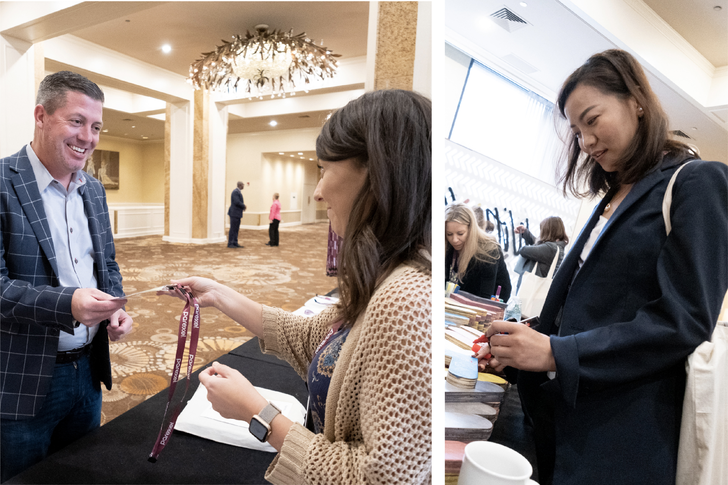 Parexel Global Leadership and Sales Summit Event Registration and Attendees