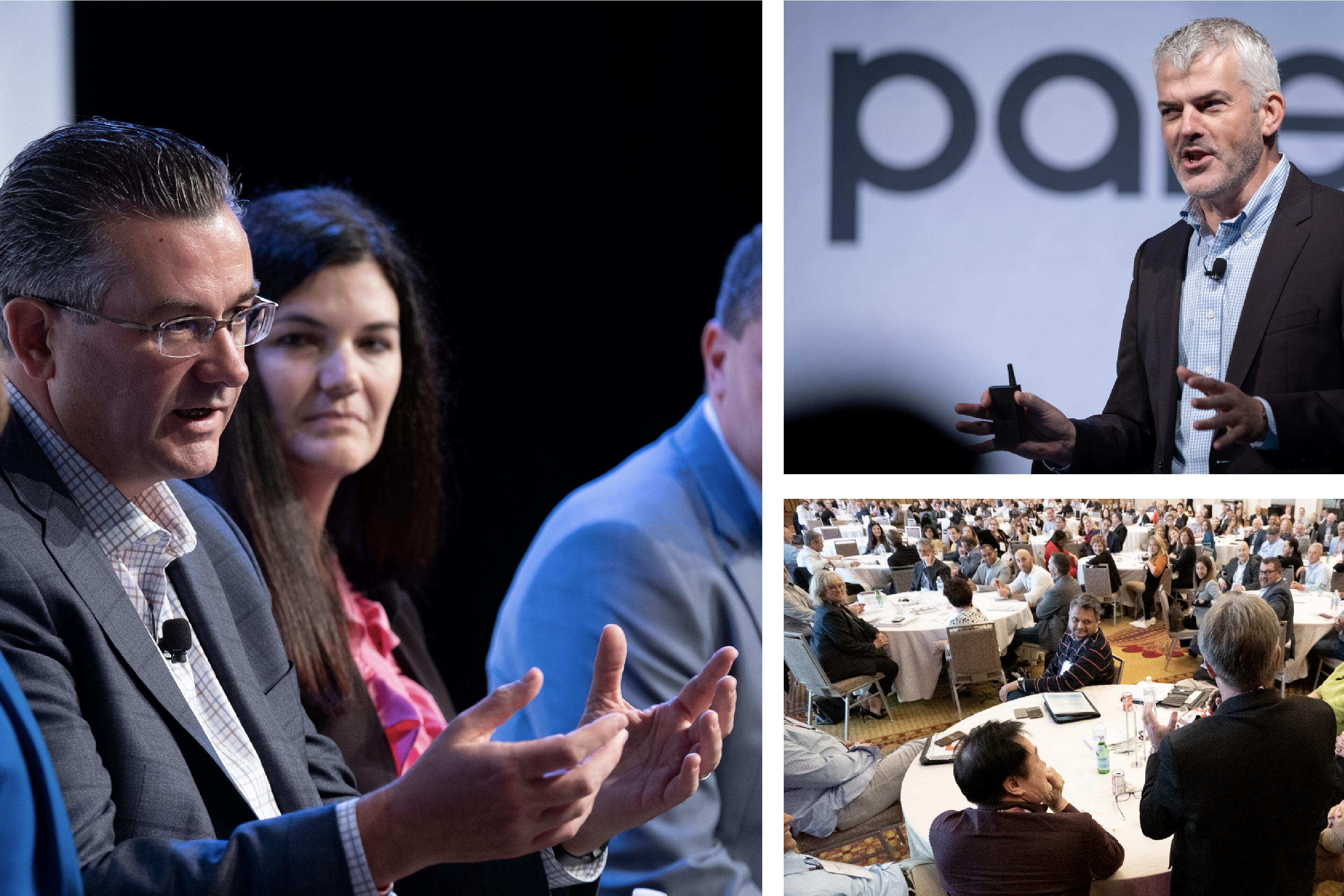 Parexel Global Leadership and Sales Summit Event Attendees and Speakers