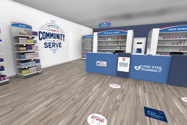 AmerisourceBergen Thoughtspot Live Good Neighbor Pharmacy Virtual Booth