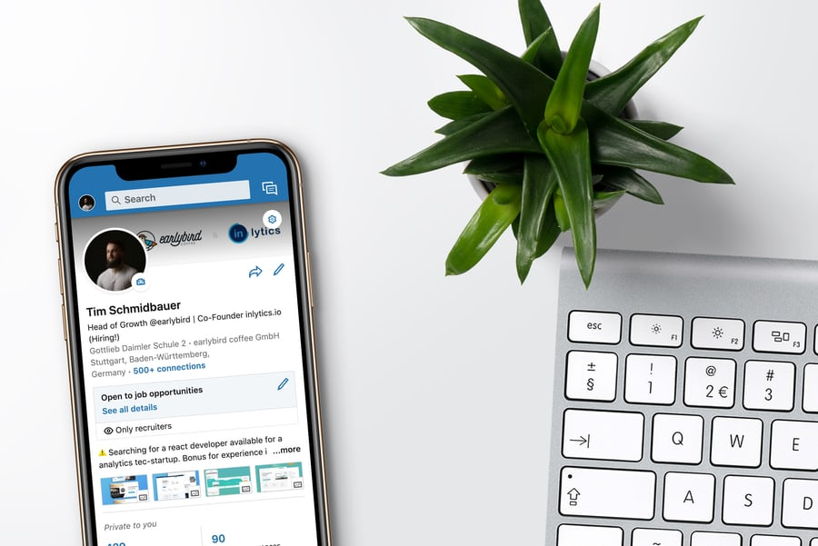 Sprucing Up Your LinkedIn Profile