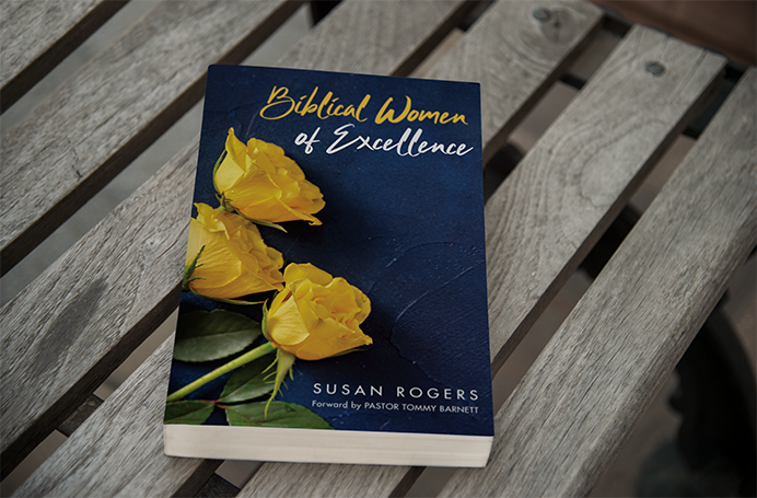 Biblical Women of Excellence Cover Design