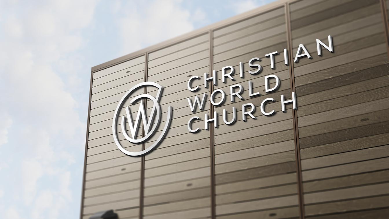 Christian World Church Logo