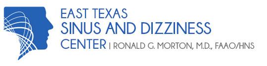 east texas sinus and dizziness center brand logo