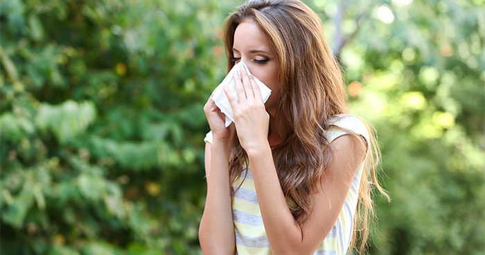 Allergies can have many triggers and can be very painful to live with