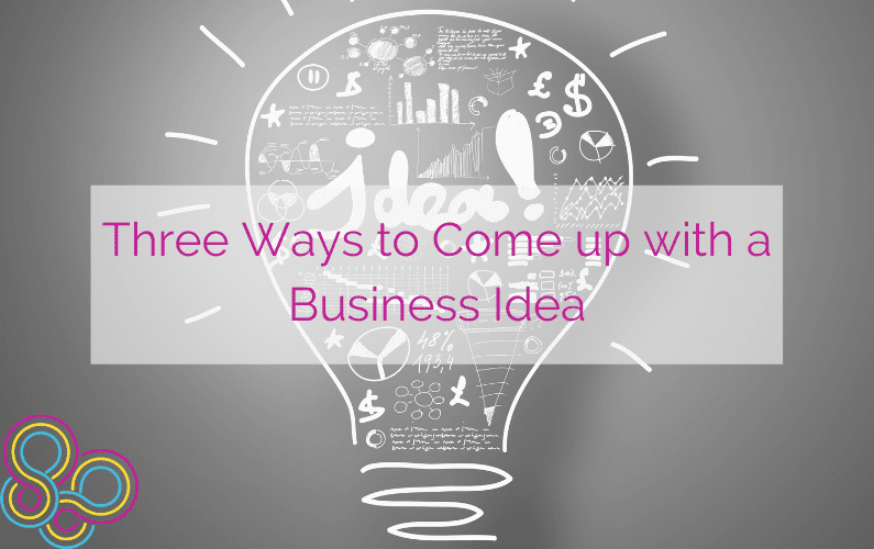 Three Ways to Come up with a Business Idea