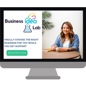 Register for the Business IDEA Lab
