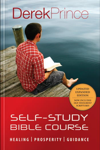 """The """"Self-Study Bible Course"""" book cover (New Zealand edition) by Derek Prince"""