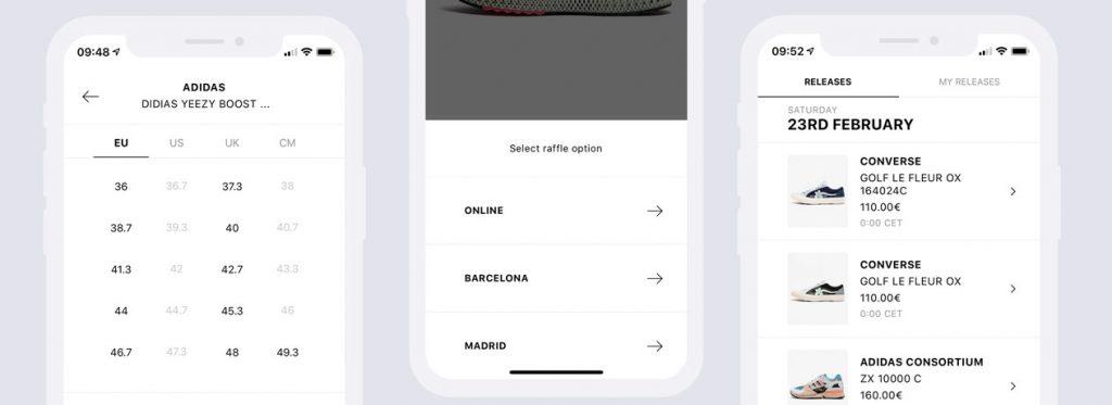Sivasdescalzo app screenshots