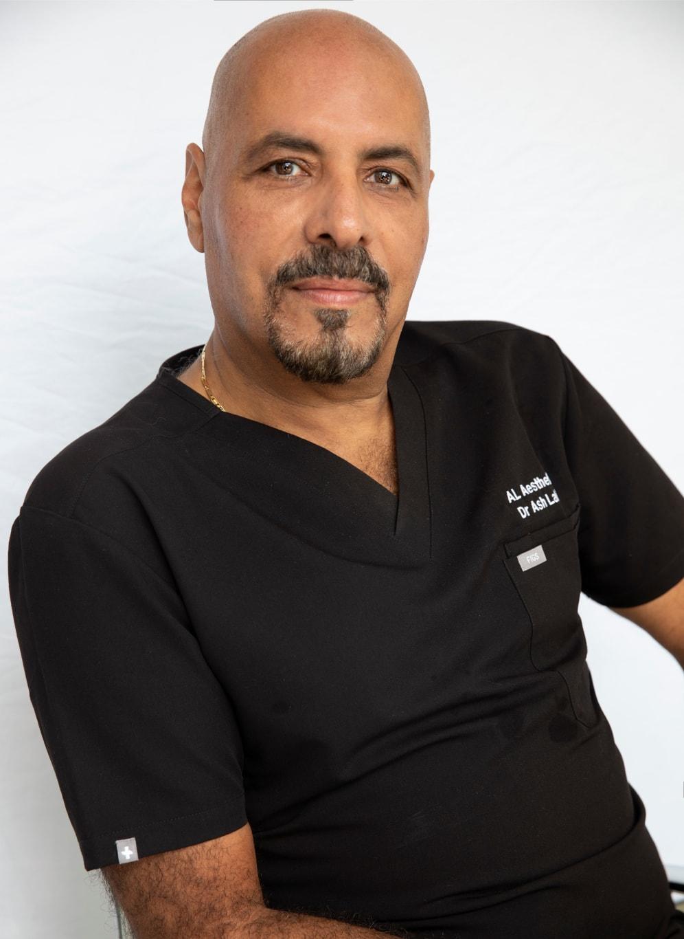 Dr Ash Labib trained aesthetics doctor