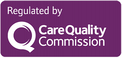 Regulated by quality care commission