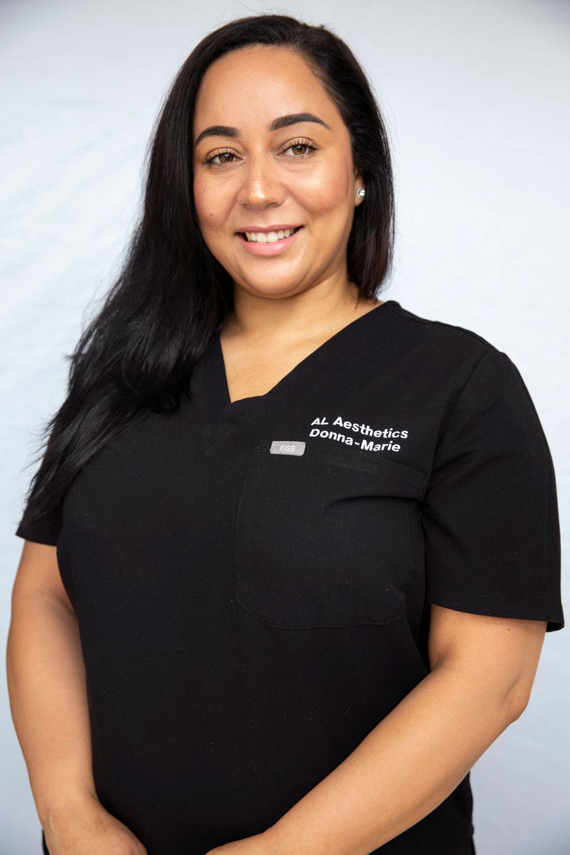 Donna Maria skincare specialist