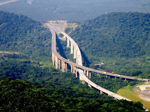 Trans-Amazon Highway, section duplicated between Campina Grande and Cabedelo
