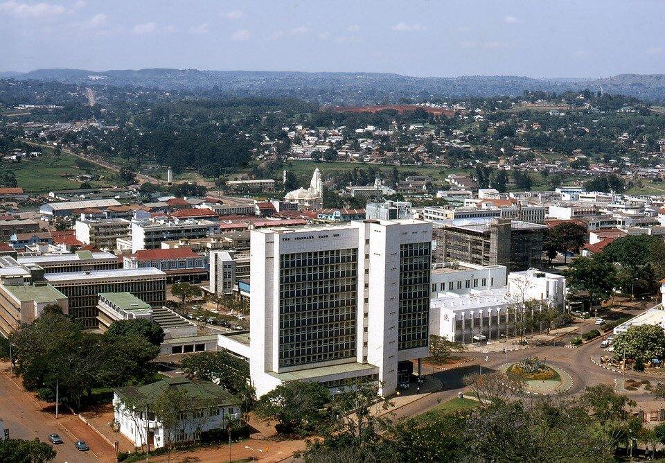 Kampala City View