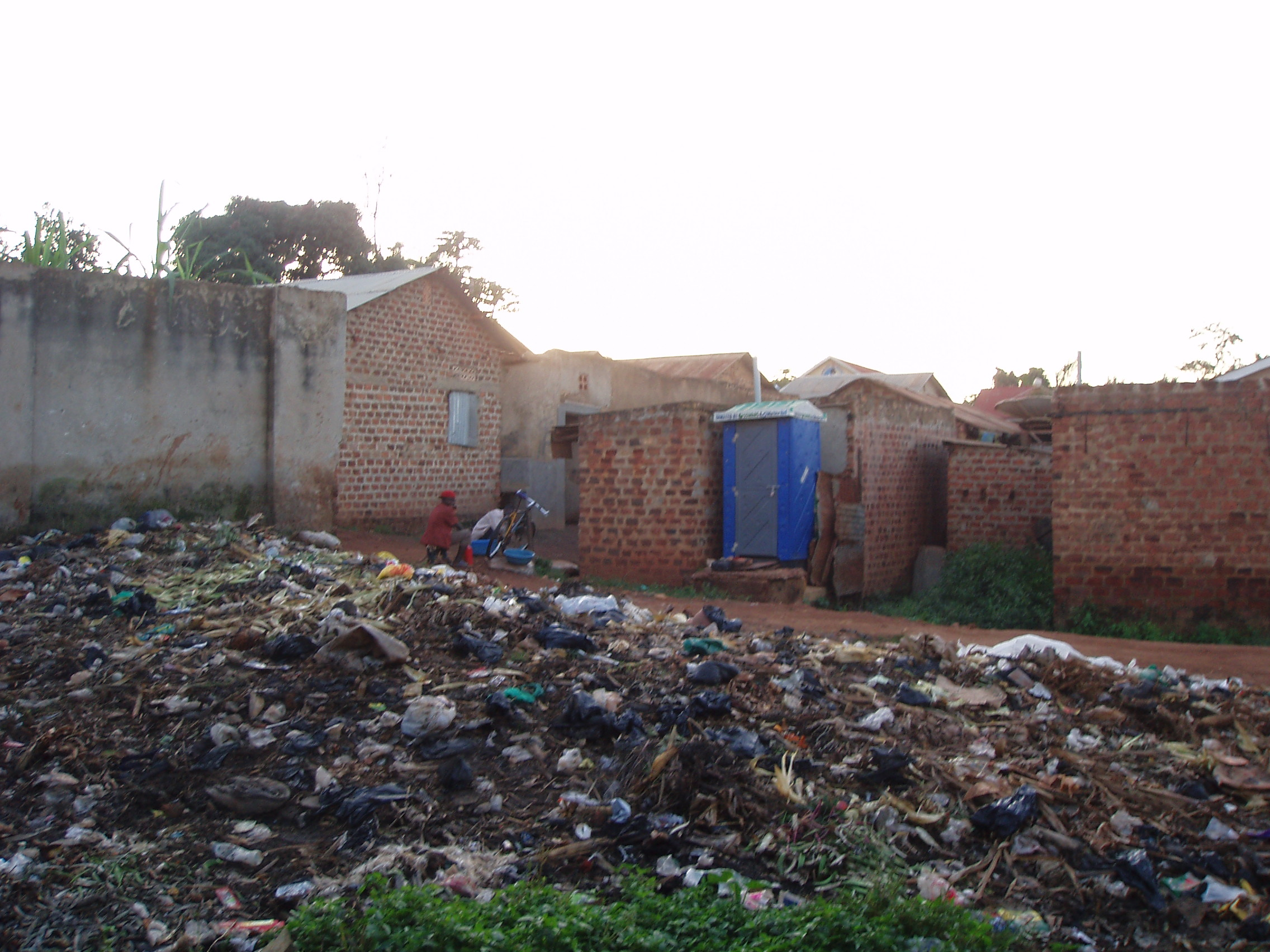 Solid waste management in Kampala
