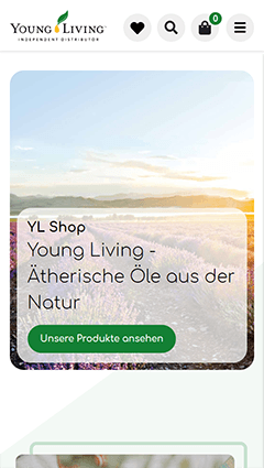 Young Living Shop
