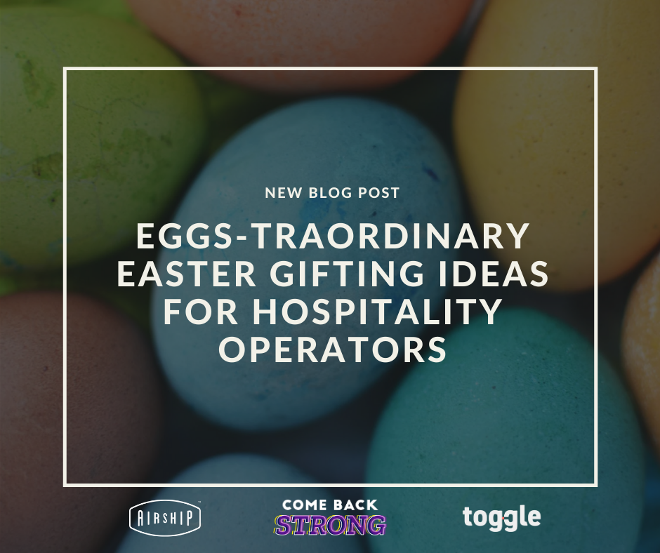 Eggs-traordinary Easter gifting ideas