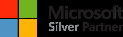 Microsoft Silver Partner logo.