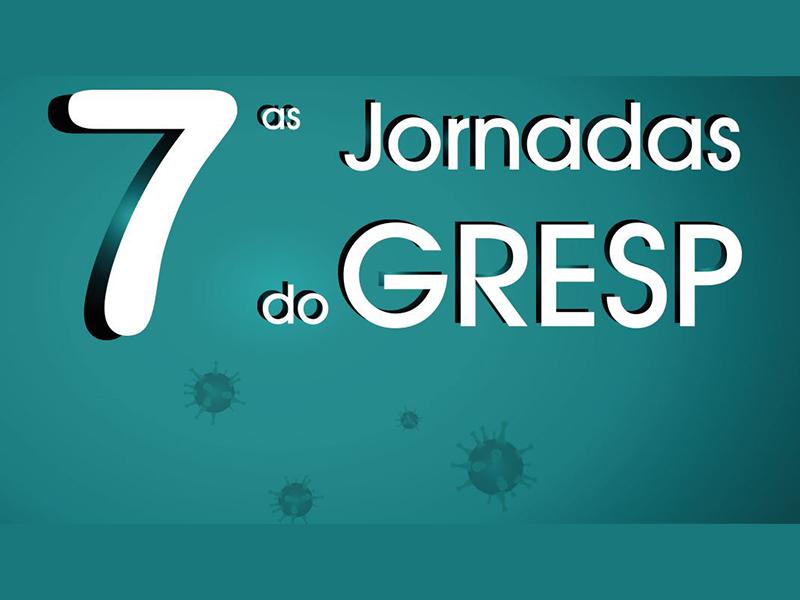 Consulte o programa das Jornadas do GRESP