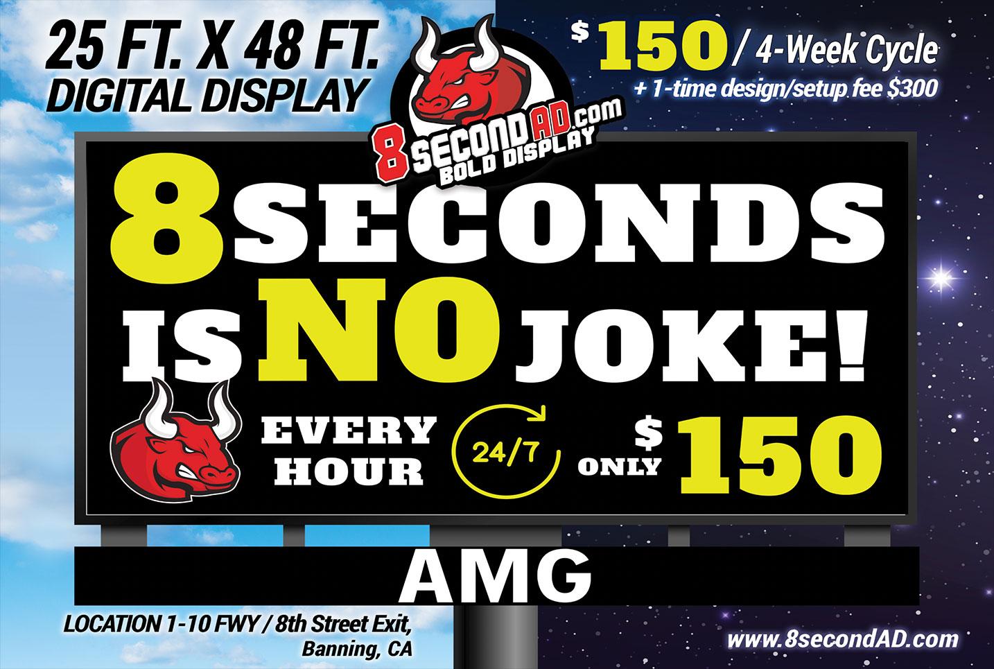 8secondAd.com Billboard Basics