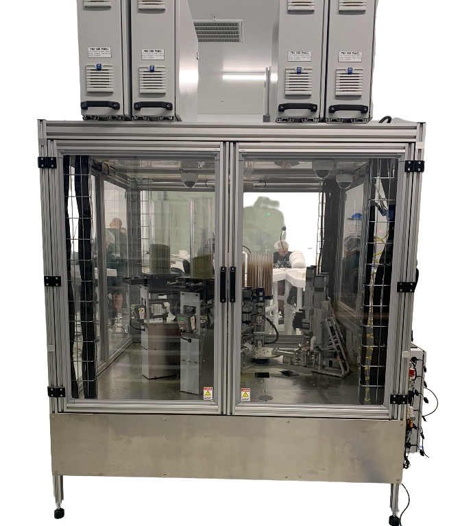 Accelerant PRO - Automated Pre-Roll Machine that produces up to 2,000 pre-rolls per hour for No CapEx