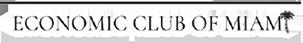logo economic club of miami