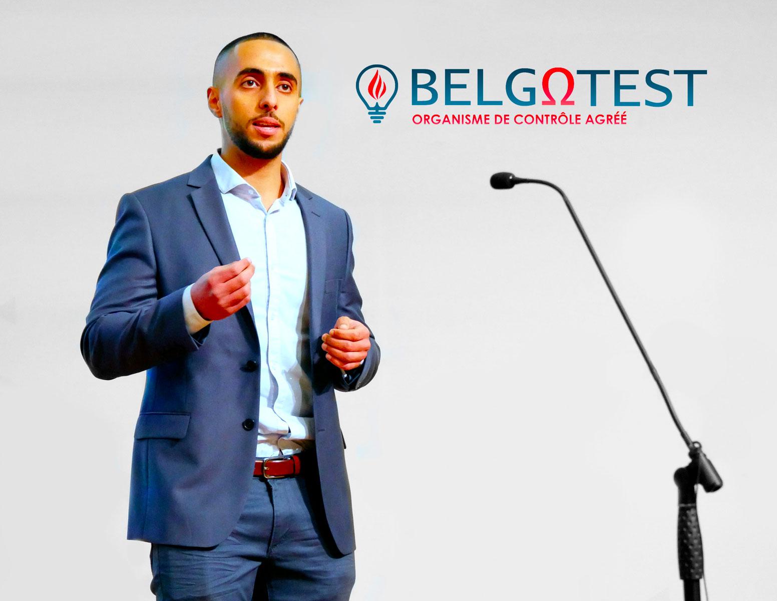 Photo Selmane Dakir Belgotest