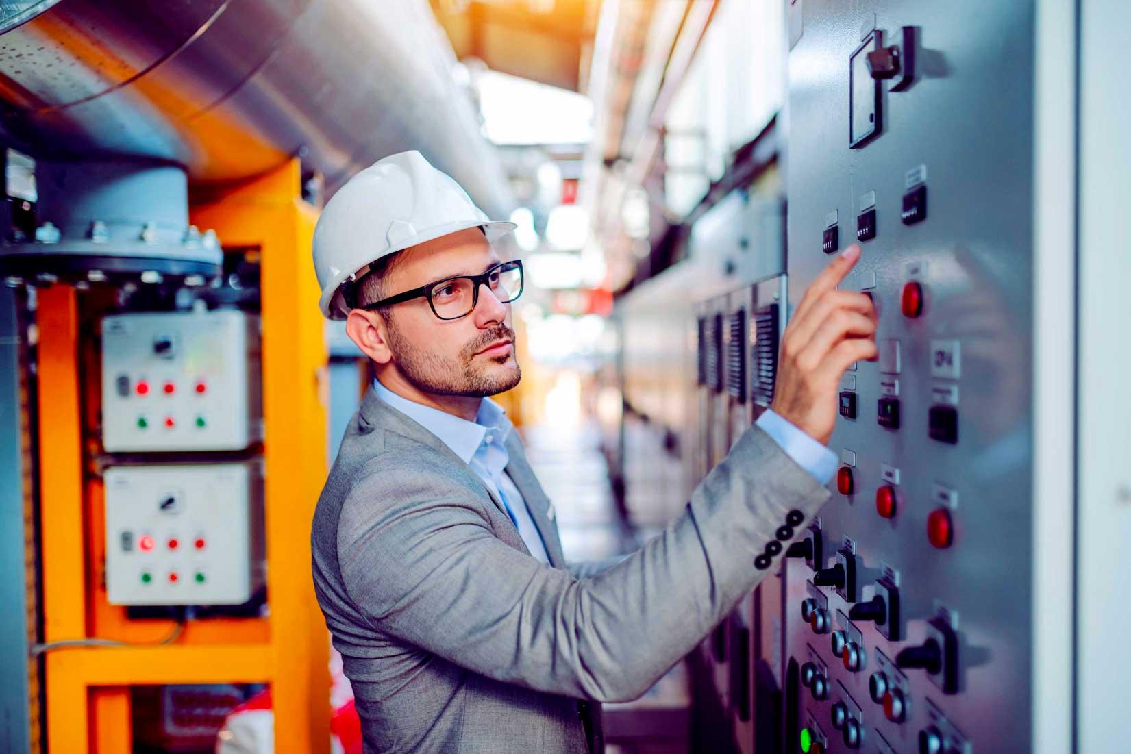image service Contrôle électrique