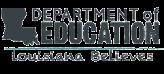 Logo for Louisiana Department of Educations | Louisiana Believes