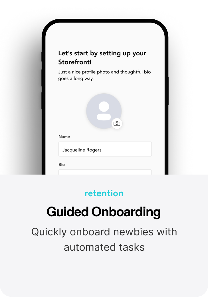 Guided Onboarding