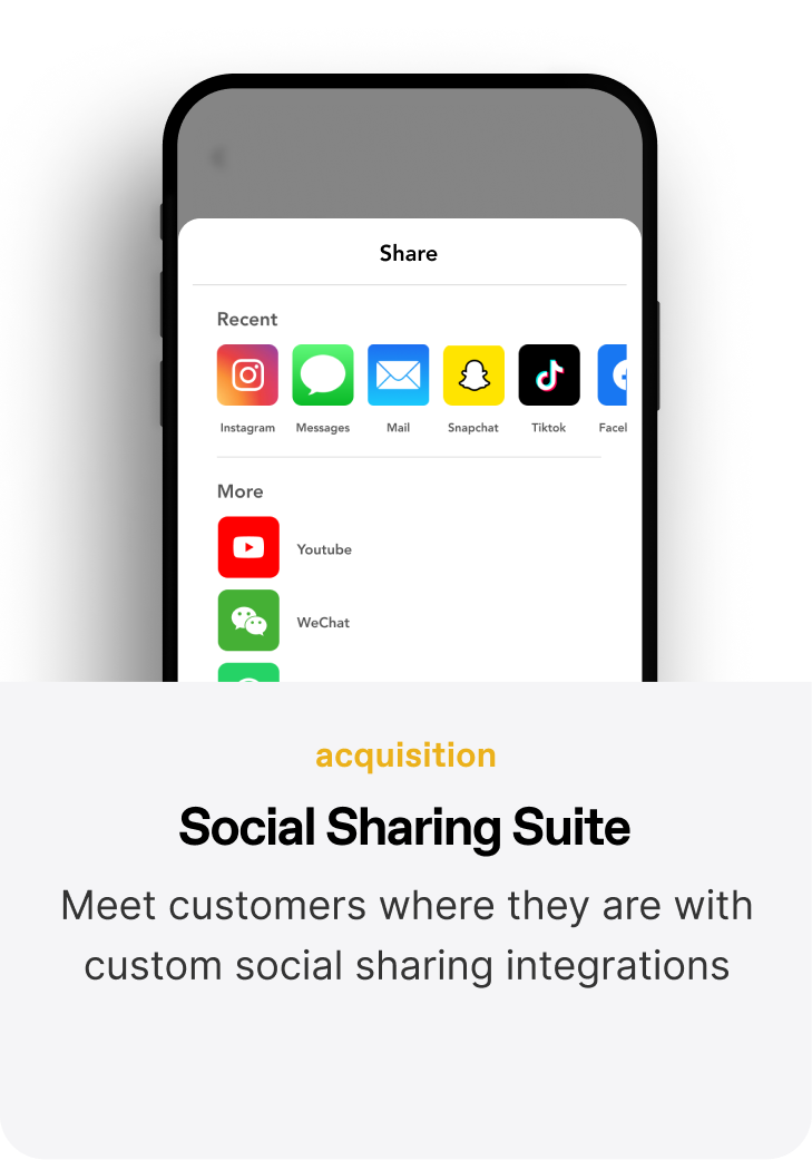 Social Sharing Suite
