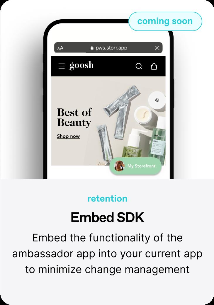 Embed SDK