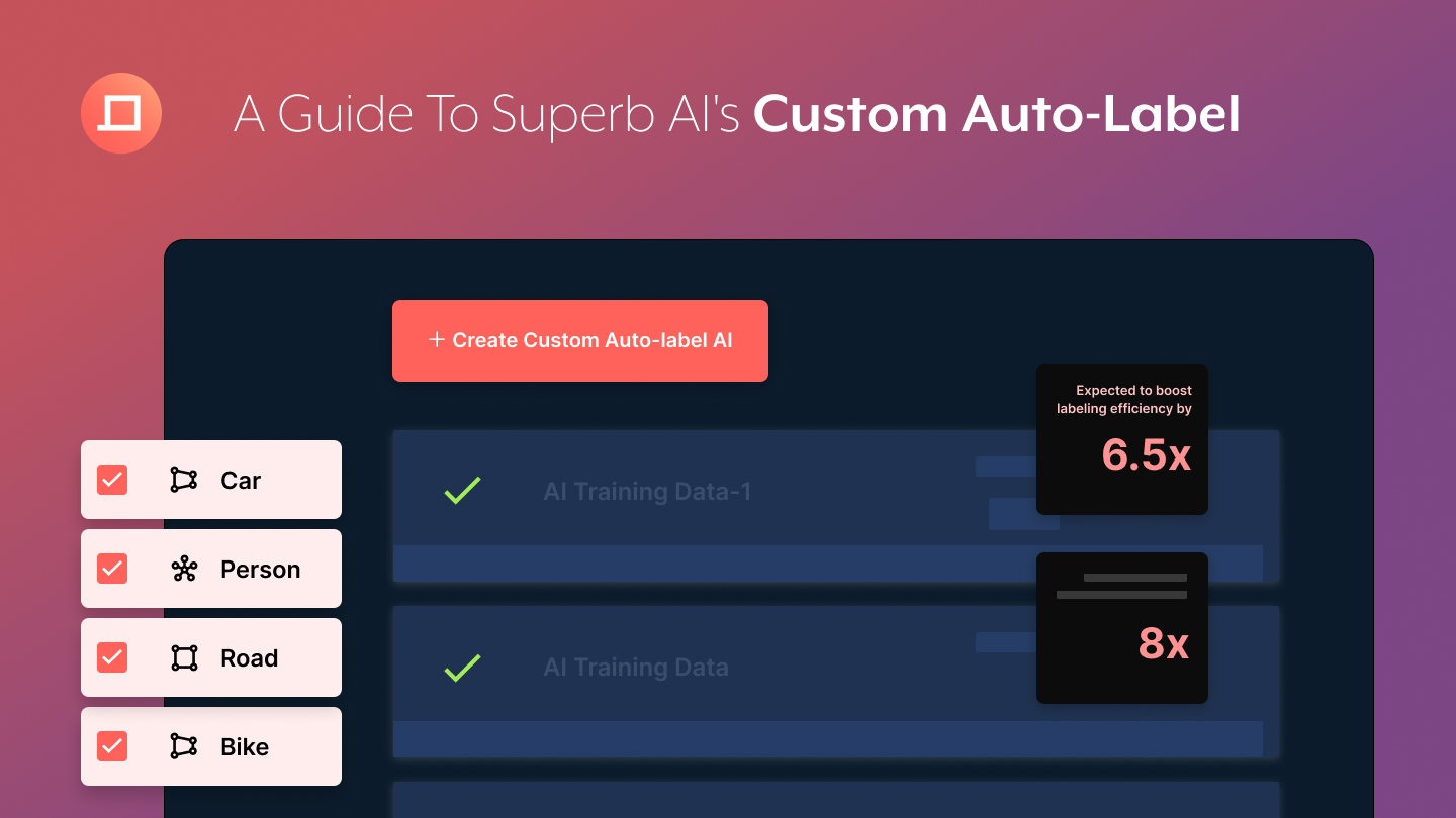 The Ultimate Guide to Using Superb AI's Custom Auto-Label