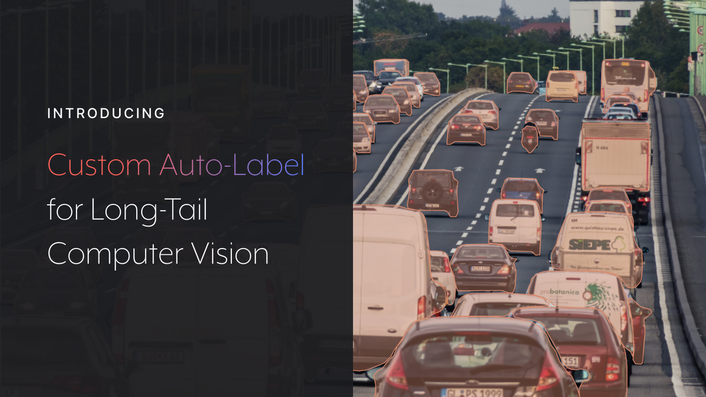 Introducing Custom Auto-Label for Long-Tail Computer Vision