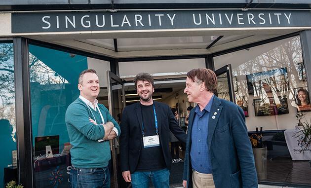 Chip Norcross & Ray Kurzweil