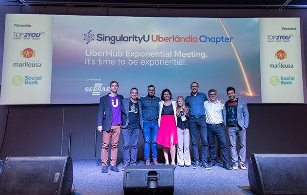 SingularityU Chapter members
