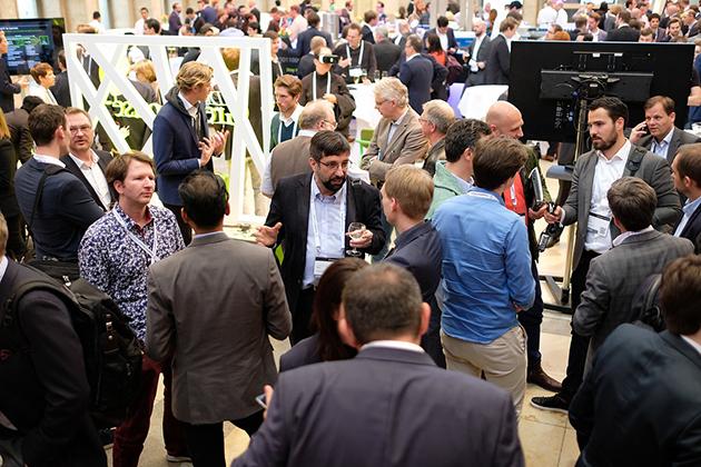 Singularity U Germany Summit 2016 - Berlin - Photo: (c) SingularityU Germany Summi