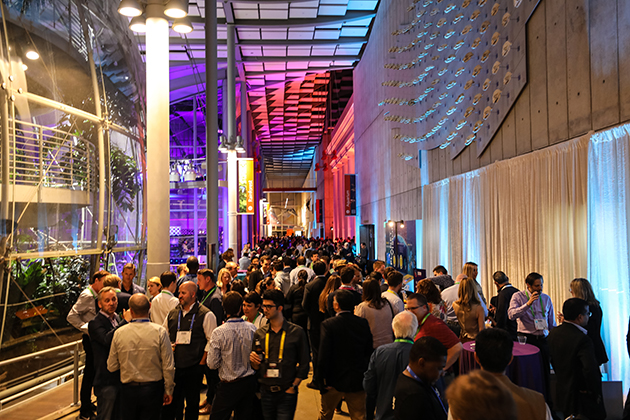 Celebration Venue at Global Summit 2019