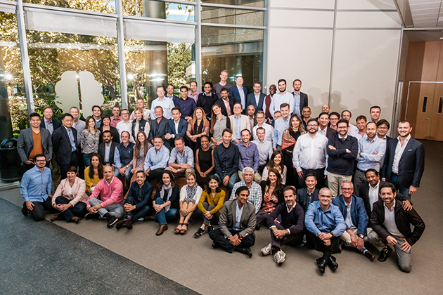 Singularity University Executive Program - Participants